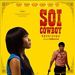'Soi Cowbo' (Film) Poster, Music by Art Supawatt Purdy