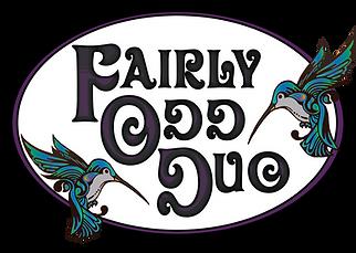 Fairly Odd Duo Logo