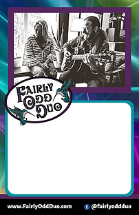 Fairly Odd Duo Poster 11x17