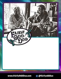 Fairly Odd Duo Poster 8.5x11