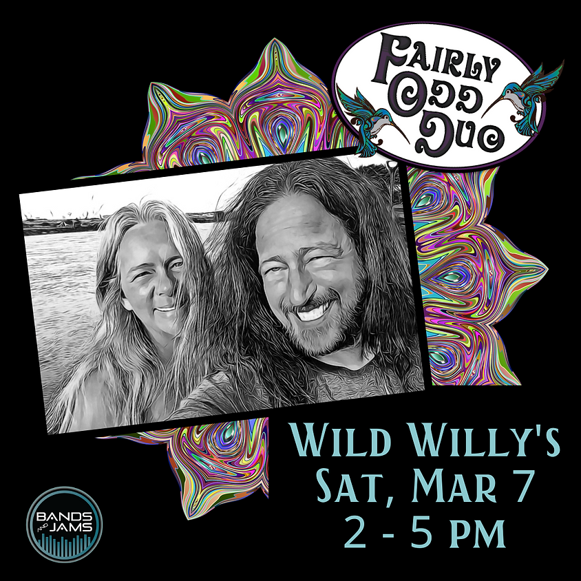 Fairly Odd Duo at Wild Willy's