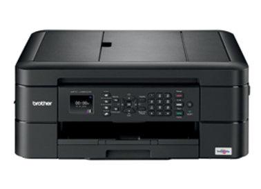 מדפסת דיו משולבת עם פקס BROTHER J480DW