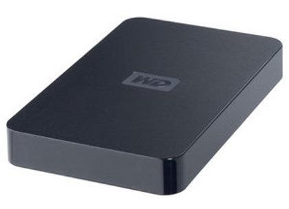 דיסק קשיח חיצוני WD Elements 750GB