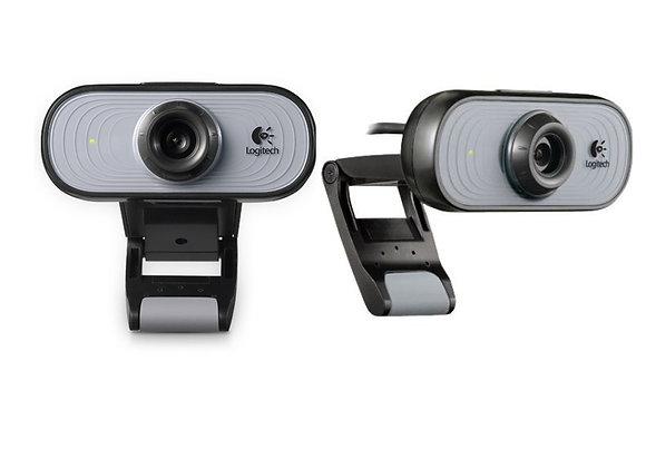 מצלמת רשת LOGITECH C100 ללא מיקרופון