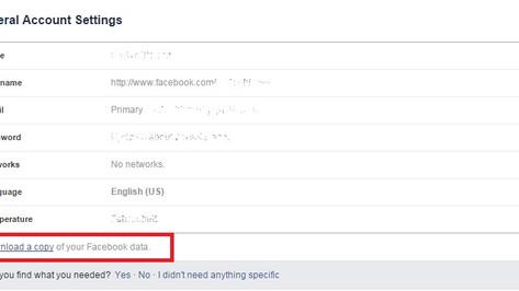מדריך: כך תגבו את הפייסבוק שלכם