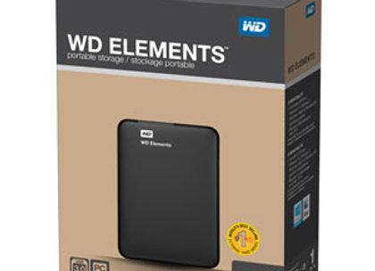 דיסק קשיח חיצוני WD Elements 2TB