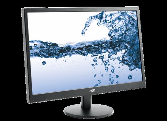 מסך AOC 21.5 E2270SWDN VGA+DVI