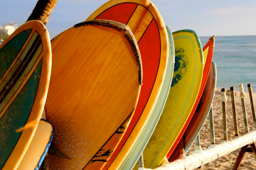 SURF'S UP BRAH'S!