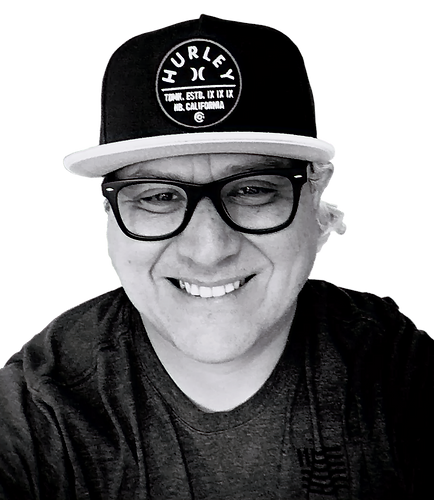 A profile image of founder Joe Serrano