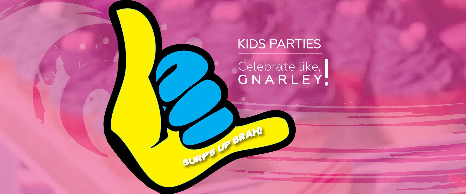 Kids Ultimate Birthday Pkg 1