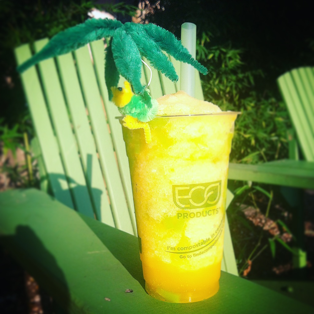 PINEAPPLE HULA BREEZE