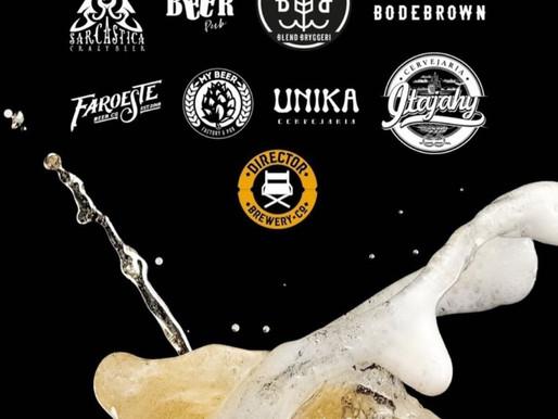 Festival de Cerveja trazendo 8 cervejarias, começa nesta sexta (14) na Praia Brava