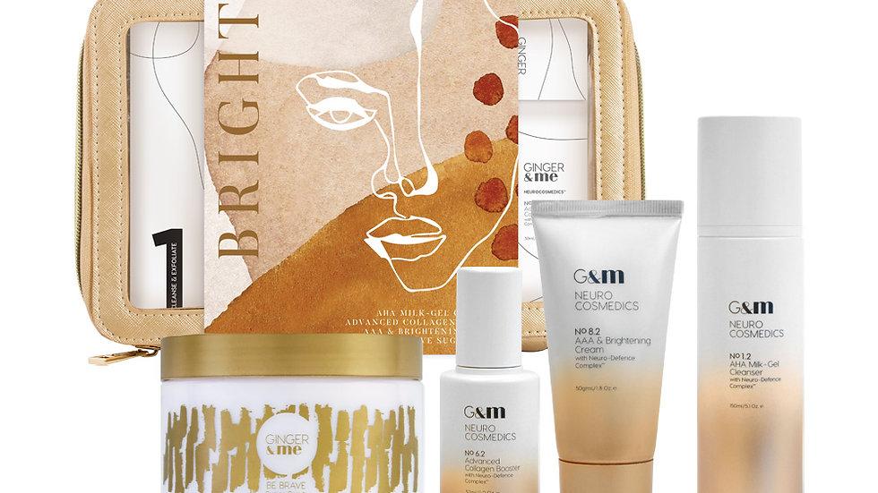 Bright Mindful Skin Essentials Pack