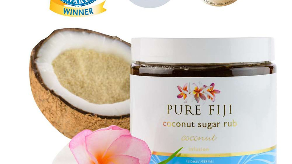 Coconut Sugar Rub