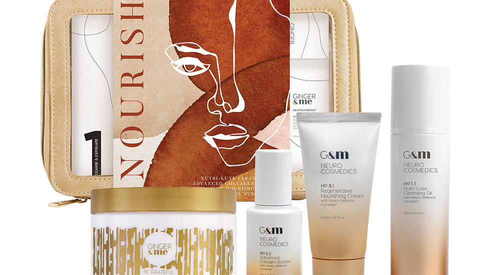 Nourish Mindful Skin Essentials Pack