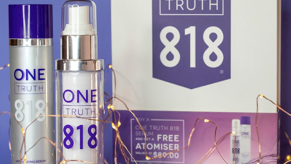 1Truth 818 Serum and FREE Atomiser
