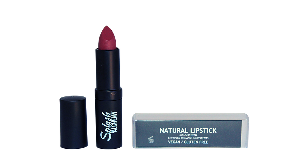 Natural Organic Lipsticks