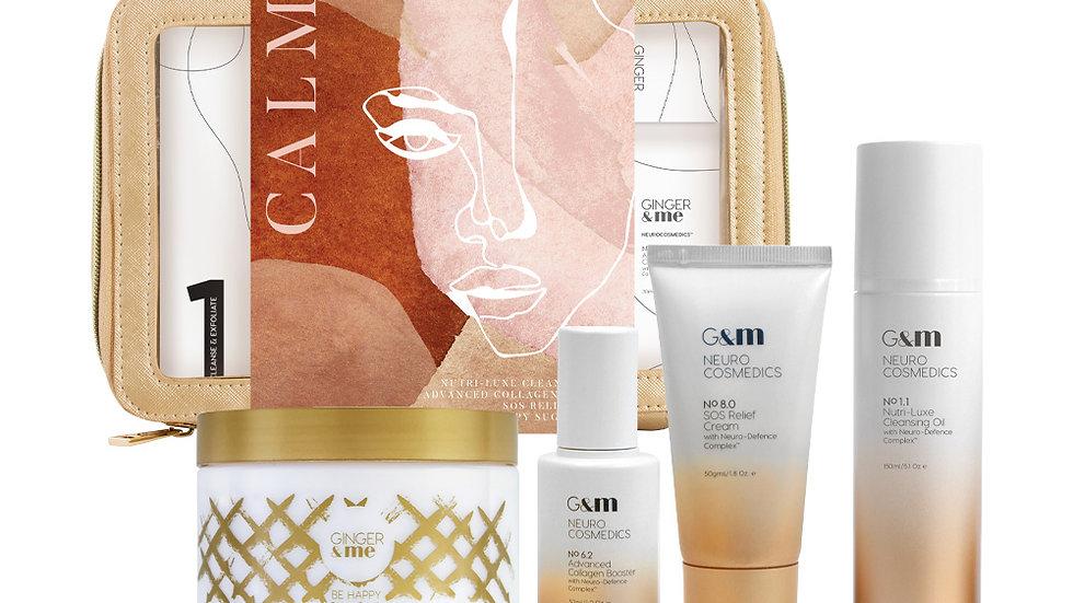 Calm Mindful Skin Essentials Pack