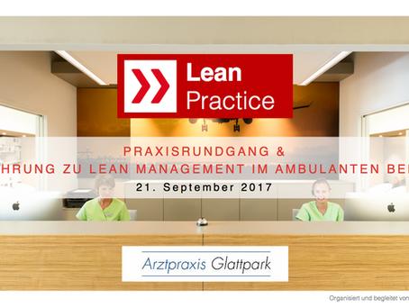 lean management Einführung am 21. September 2017