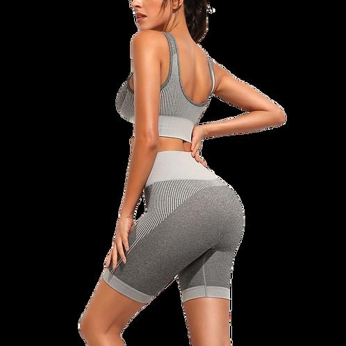 MOMENTUM Shorts - Grey