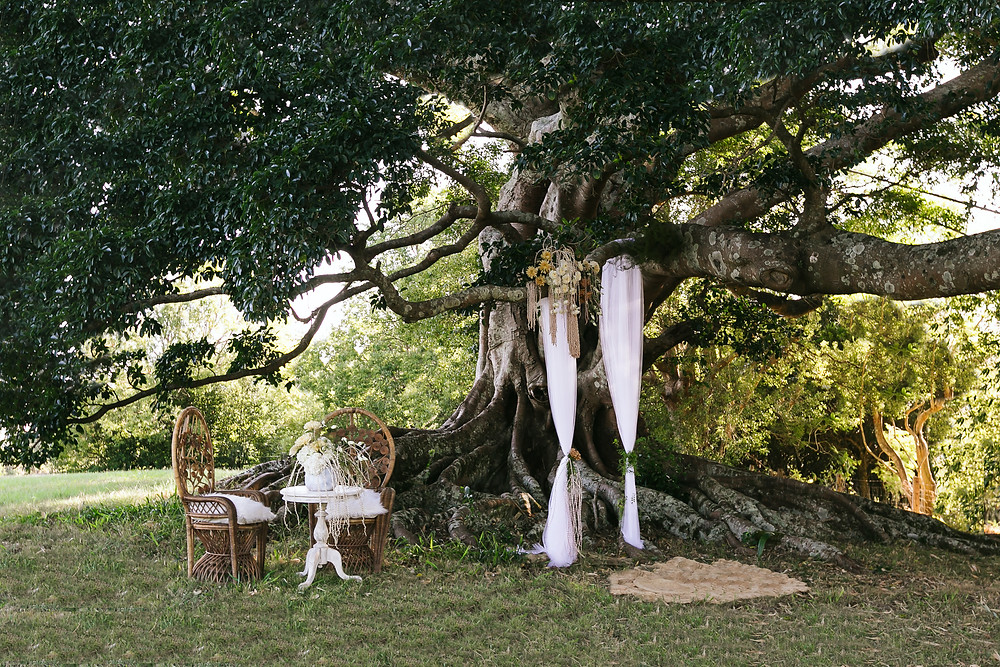 Byron Bay weddings; Bangalow weddings