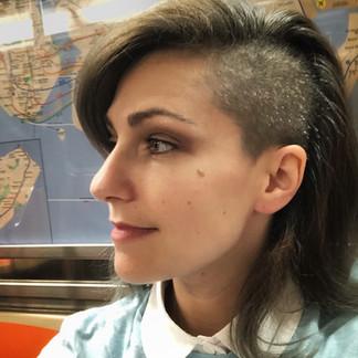 New Hair Who Dis?