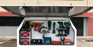 Tradie Service Ute Tray