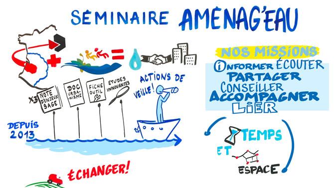 Département de la Gironde... MISSION : Aménag'eau !