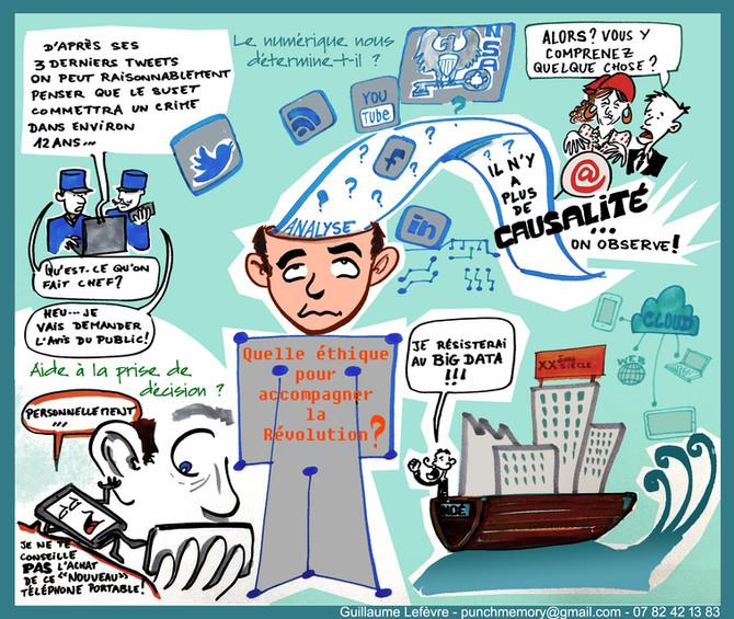 Préparation de la semaine digitale à Bordeaux... 4ème édition ! (2/3)
