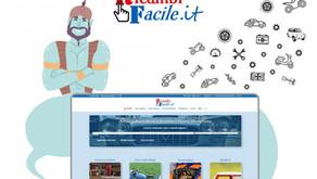 Una soluzione semplice, pratica e veloce per la compra-vendita online di auto,moto e ricambi d'epoca