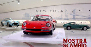 Ferrari Grand Tour: una mostra al MEF di Modena aperta fino a Febbraio 2021