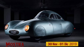 Sarà messa all'asta da Sotheby's la Porsche #Type64 voluta da Adolf Hitler...