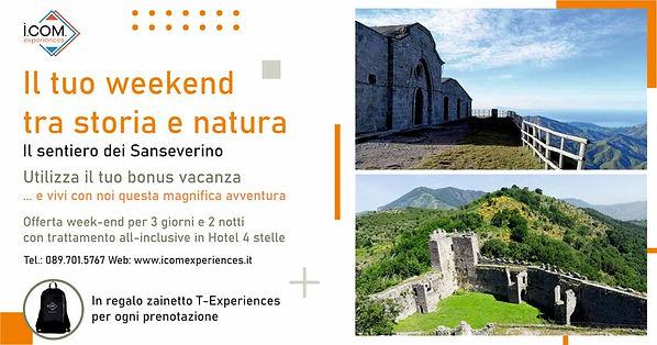 week end tra natura e storia