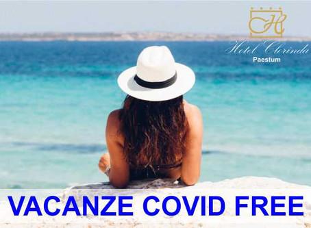 VACANZE COVID FREE scegli un Hotel che previene