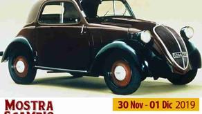 Fiat 500 Topolino: la storia di un mito automobilistico nazionale
