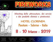 International Fireworks Fair Paestum