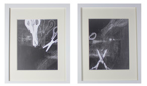 photogram with drawing material (3)
