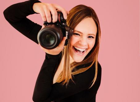 #WCW - Katie Karlberg - Boston Wedding Photographer Extraordinaire