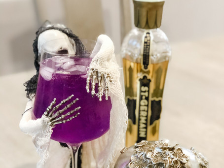 Witches Brew - Halloween Cocktail With A Twist