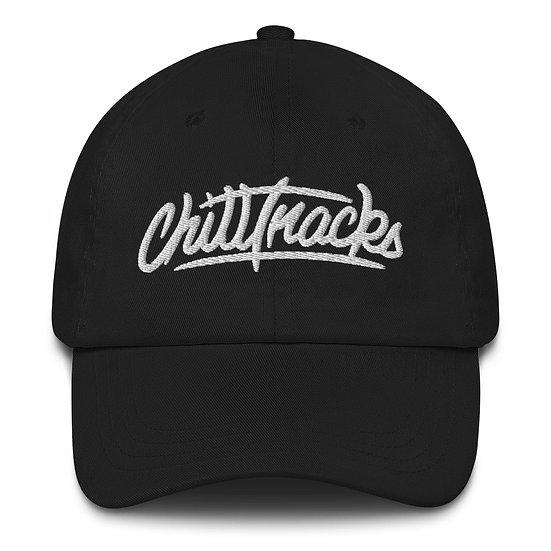 White Stitched Hat