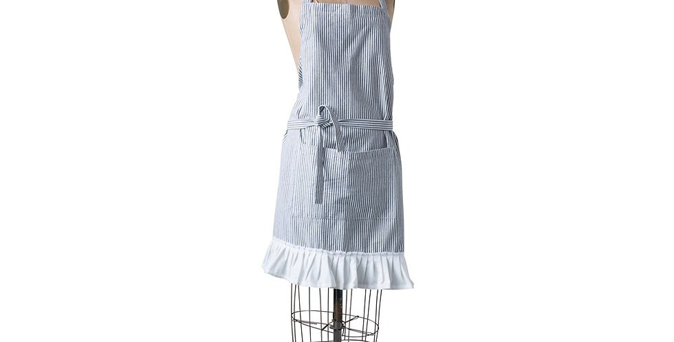Striped Adult Apron
