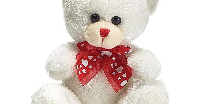 "4.5"" Valentine Bear"
