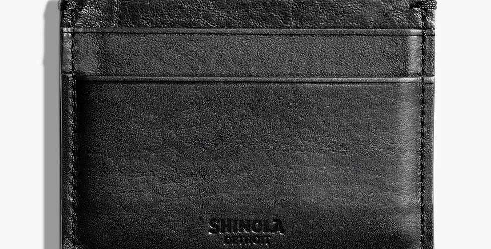Black 5 Pocket Card Case