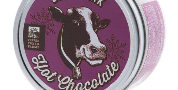 Deep Dark Hot Chocolate