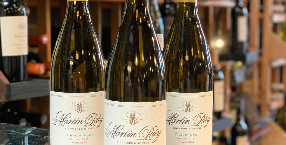 Martin Ray Chardonnay