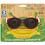 Thumbnail: Meow Kids Pink Stripe Cateye Sunglasses