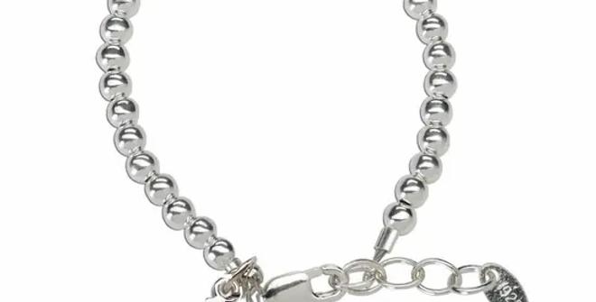 Gabriel - Sterling Silver Cross Bracelet