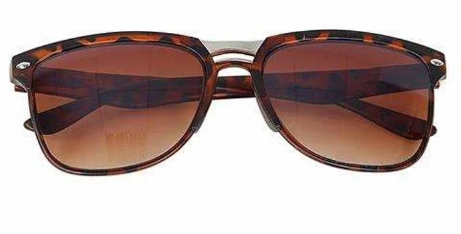 Leopard Storm Sunglasses