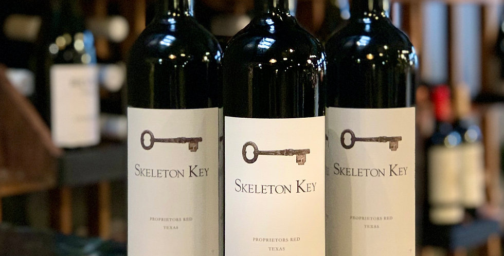 Skeleton Key Red Blend by William Chris