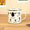 Thumbnail: Bee Enamel Mug